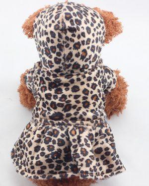 Leopard Tutu Dress For Dog