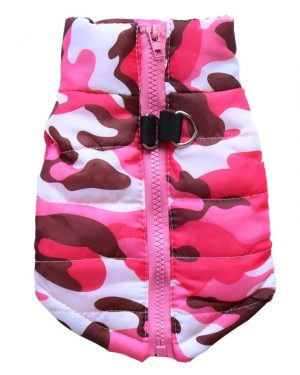 Waterproof Dog Coat Protect Your Puppy In Winter