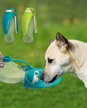 Dog Cat Travel Water Bottle